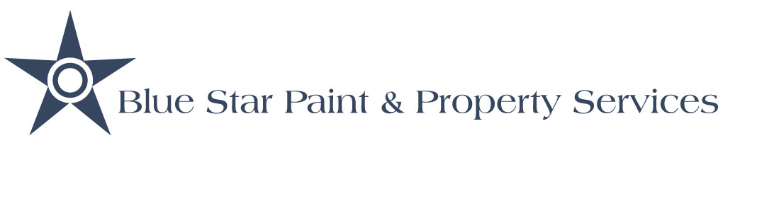 Blue Star Paint
