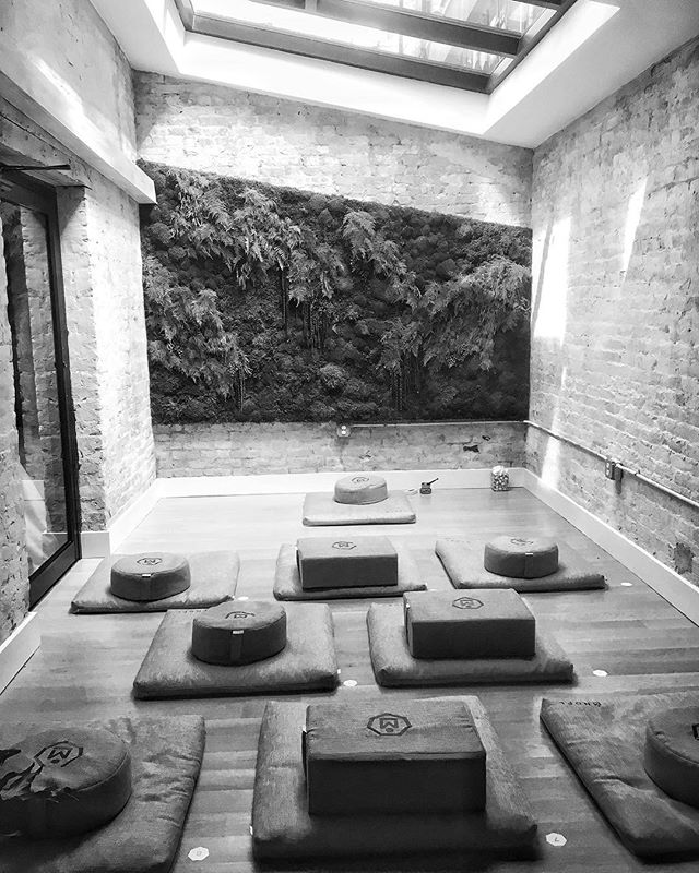 Hey @mndflmeditation 👋🏼 ! Finally got the chance to step into your beautiful space. 💕 Loved every bit.