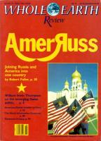 Remember when america and russia merged to create one country? No? [1]