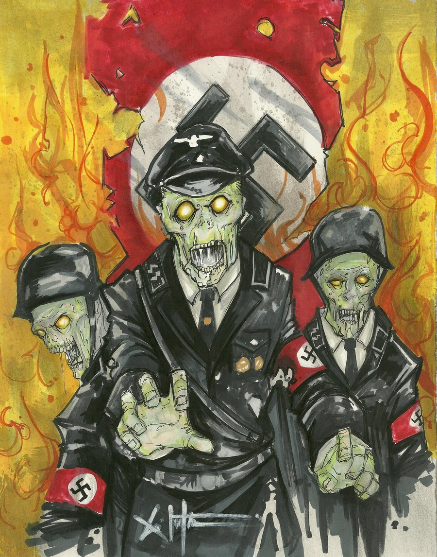 The right sector is a modern SS