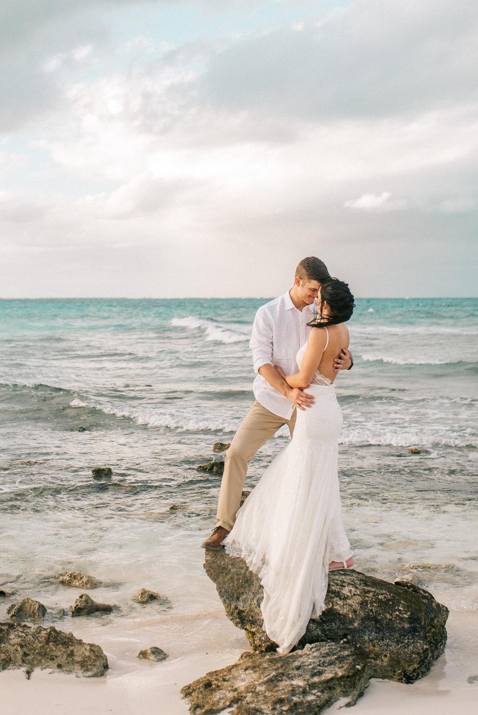 cancun mexico wedding photographer