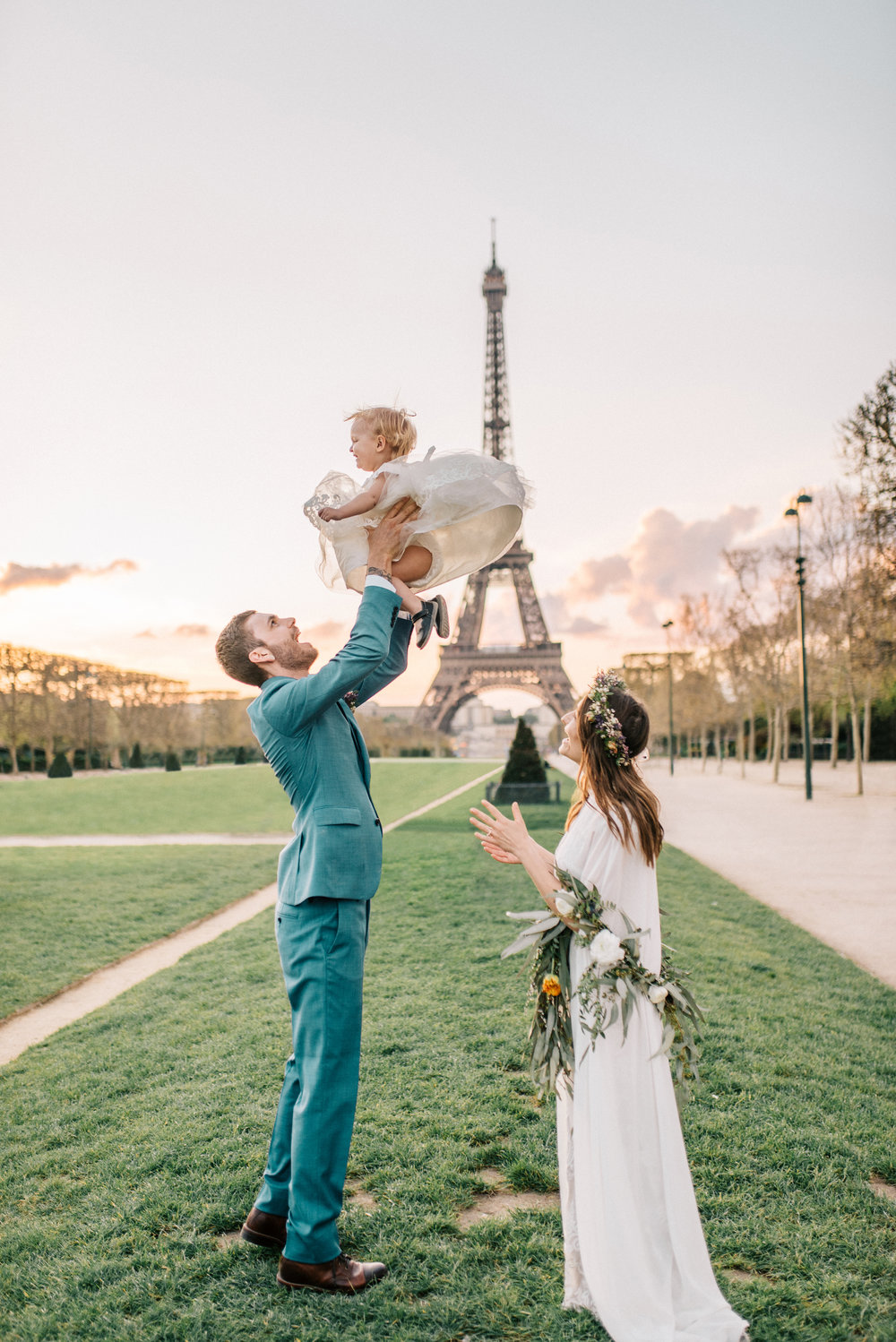 paris, france wedding photographer