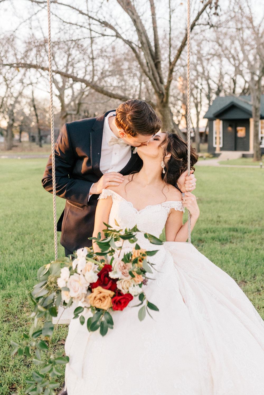 emerson venue wedding kaufman texas