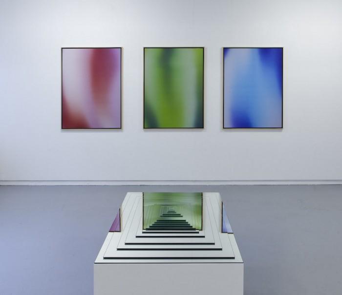 External Memory, 2014,Upstream Gallery, Amsterdam.