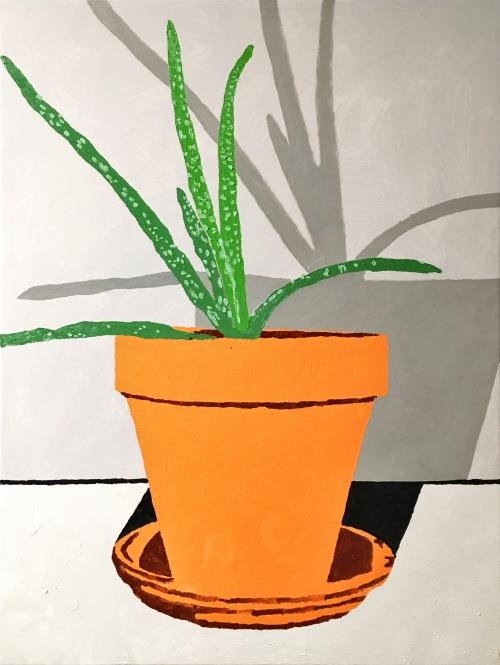Aloe 1 (High Five), 2016