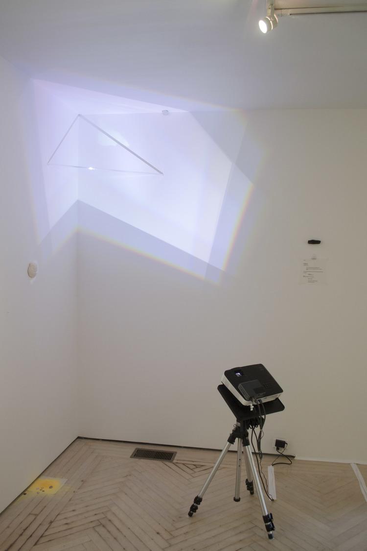 Installation of  Jupiter . Assuming Identity, Rudolph Blume Fine Art Artscan Gallery.