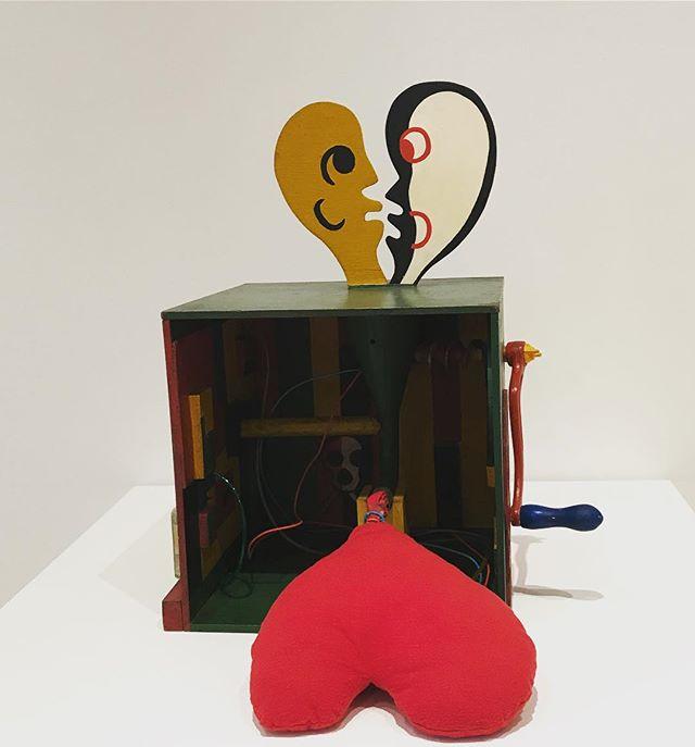 "Teresinha Soares, ""Caixa de fazer amor (Lovemaking box),"" 1967 🌜♥️🌛Best exhibition of 2017. ""Radical Women: Latin American Art, 1960-1985"" Hammer Museum @ UCLA"