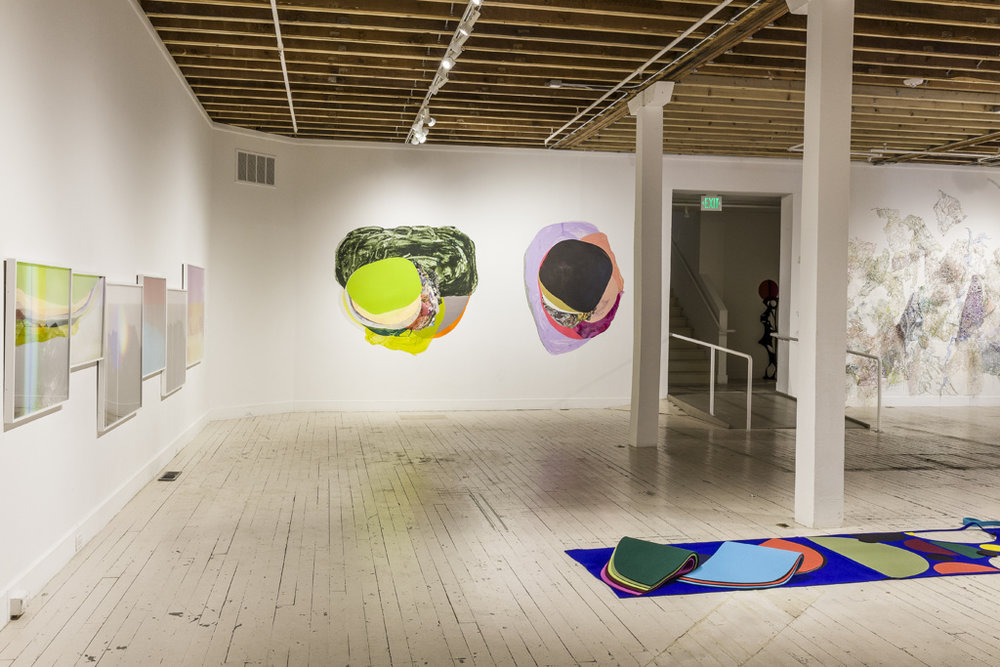 """Installation shot from """"Flatlander"""", May 21 – September 13, 2015 Boulder Museum of Contemporary Art - Boulder, CO Photography by Richard A. Peterson, courtesy of Boulder Museum of Contemporary Art."""