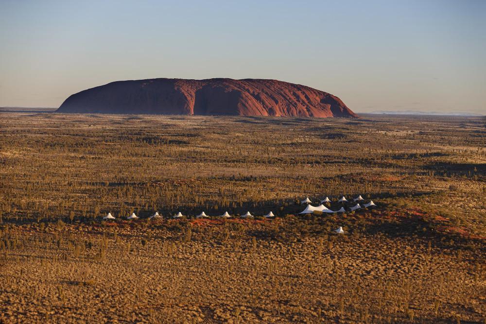 Longitude 131, Uluru NT