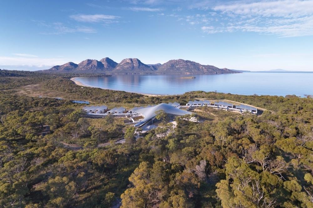 Saffire Resort, Freycinet Tasmania