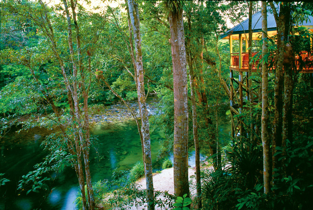 Silky Oaks Lodge, The Daintree (Qld)
