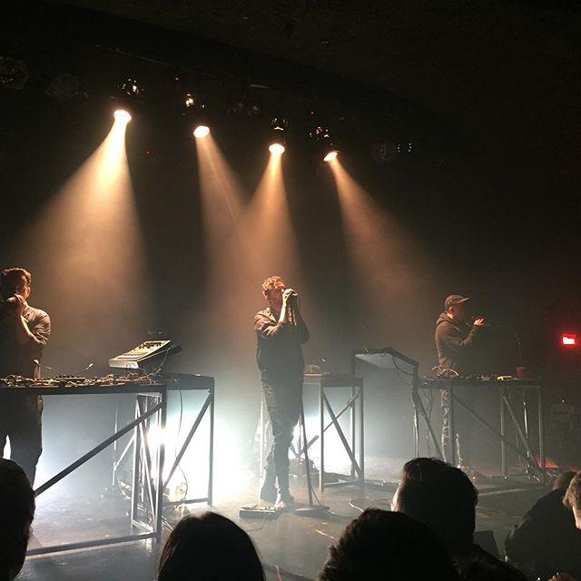 #Moderat killed it last night at Seattle's #Showbox.