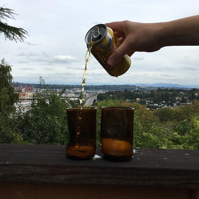 Sharing is caring. #spaceneedleipa #needmorecans