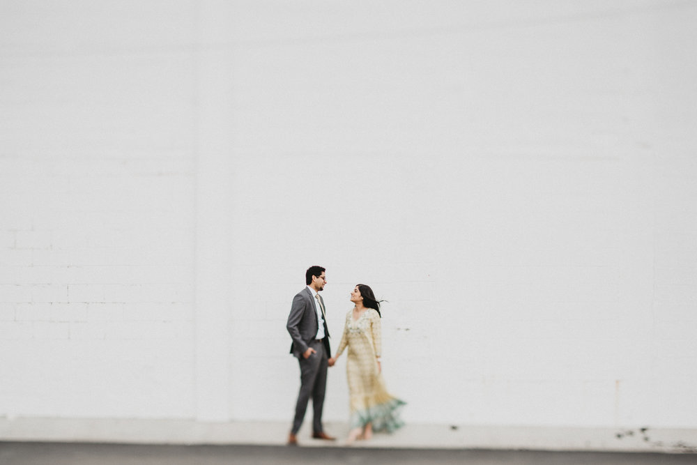 Barath & Natasha - Indianapolis Engagement Photography 1