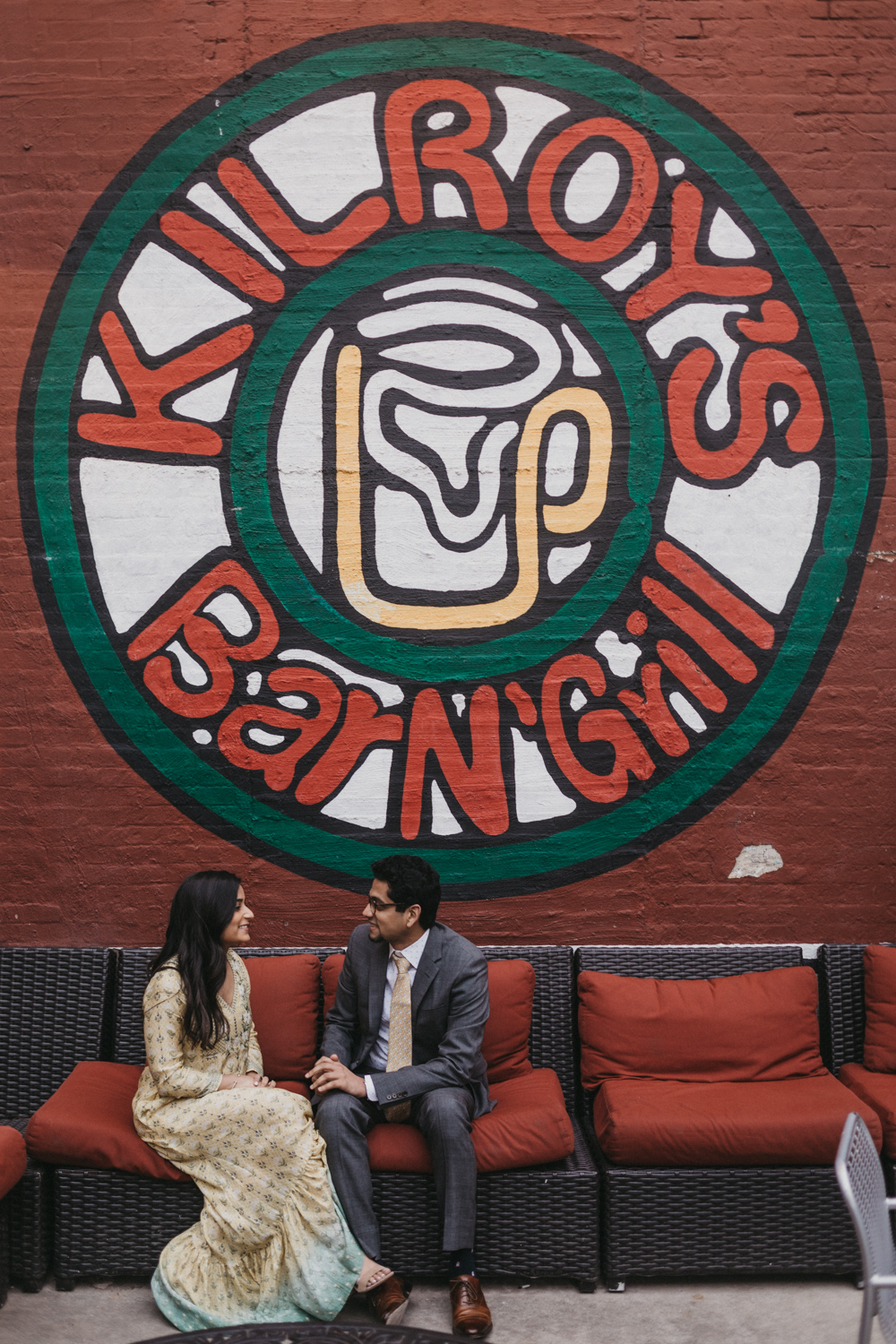 Barath & Natasha - Indianapolis Engagement Photography 2