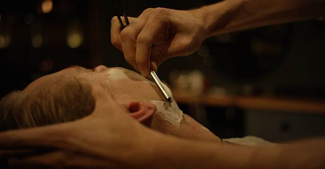 With the fresh mornings coming in, why not treat yourself to hot towel shave?  #monksandco #barber #barbershop #hobarthair #oldworldidealsnewworldideas #razorshave #wetshave #hottowelshave #lather #proraso #freshmornings