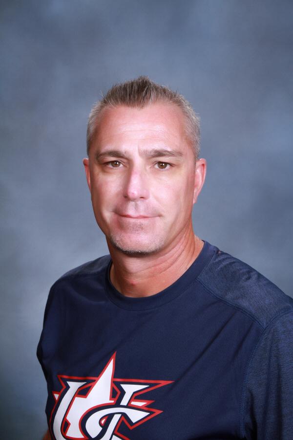 Mark Flatten- Coach