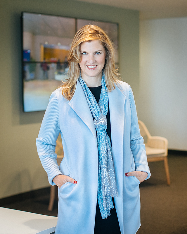 Katharine E., Investment Principal