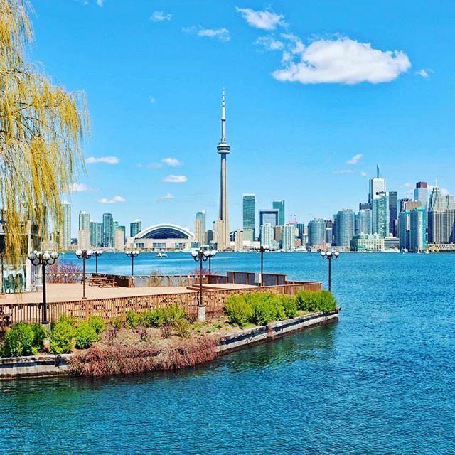 Summer Forever 🤞 #TorontoForever #BuildAFuture • 📸: @mark_brundrit_photography
