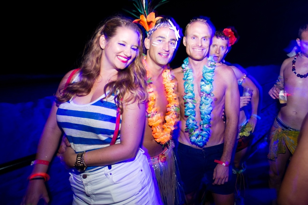 Pines Party 2014: South Pacific