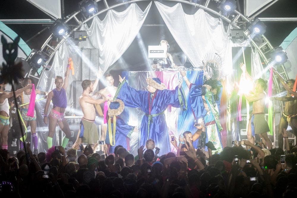 Pines Party 2016: Xanadu!
