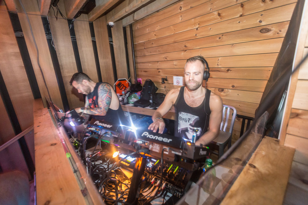 Pines Party 2016: The Morning Party
