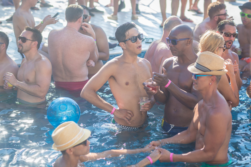 Pines Party 2016: The Pool Party