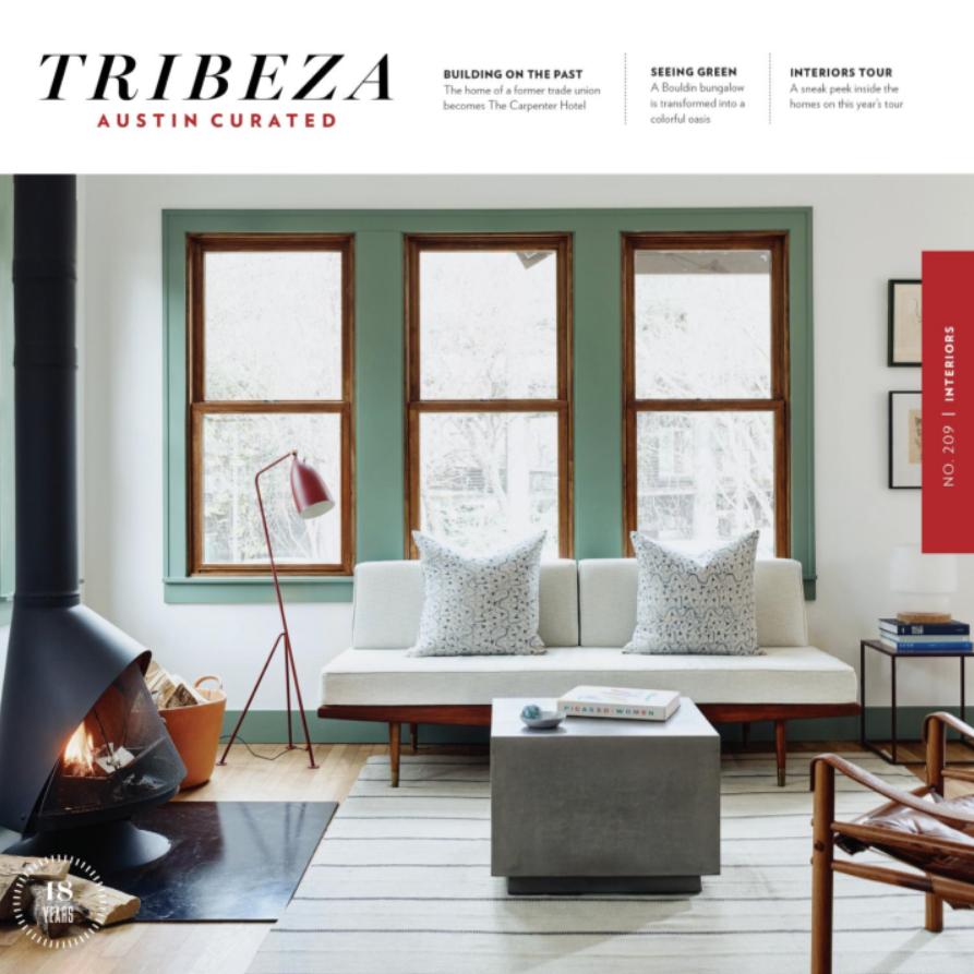 Tribeza / January 2019