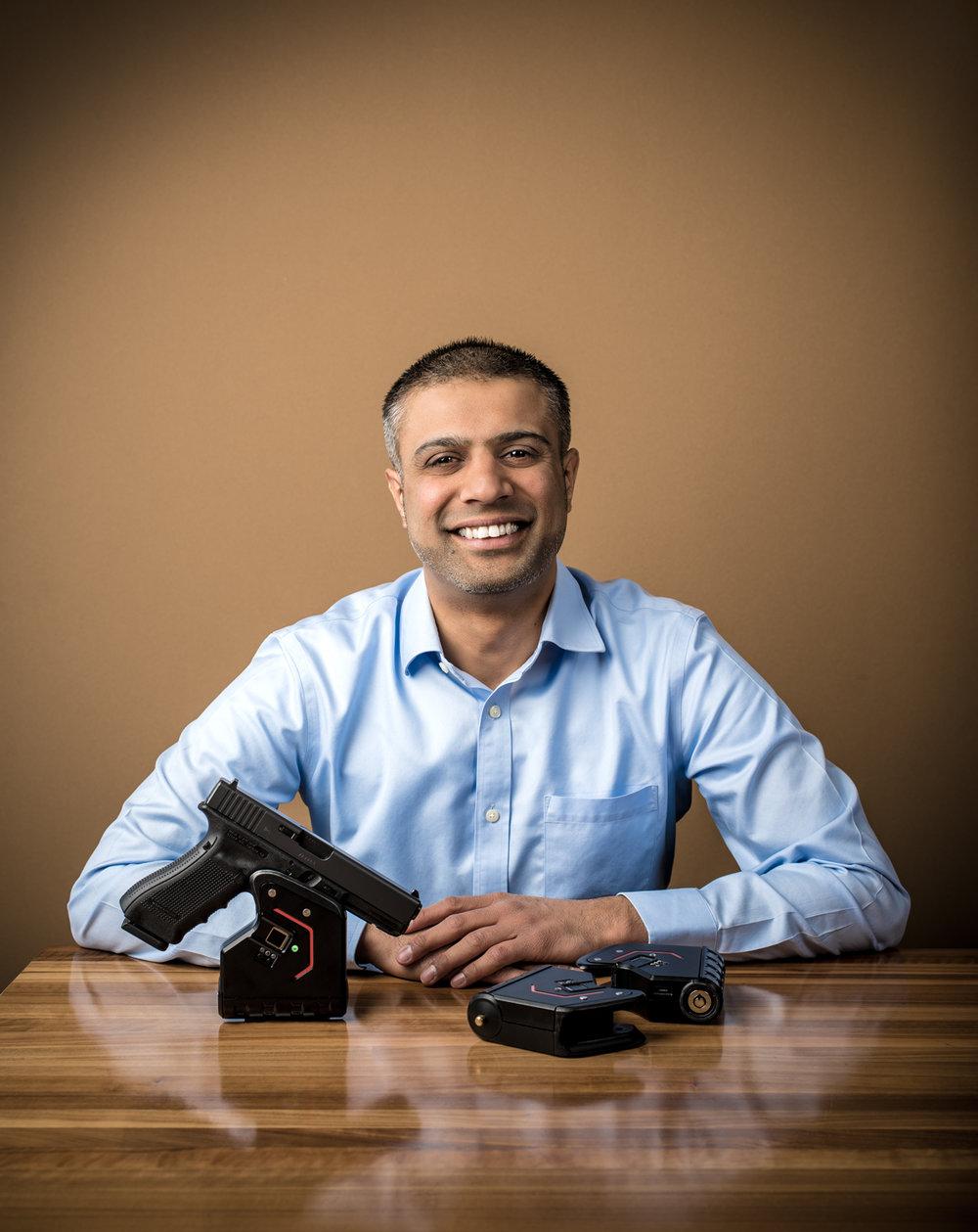 Omer Kiyani, Founder of Sentinl, Inc.