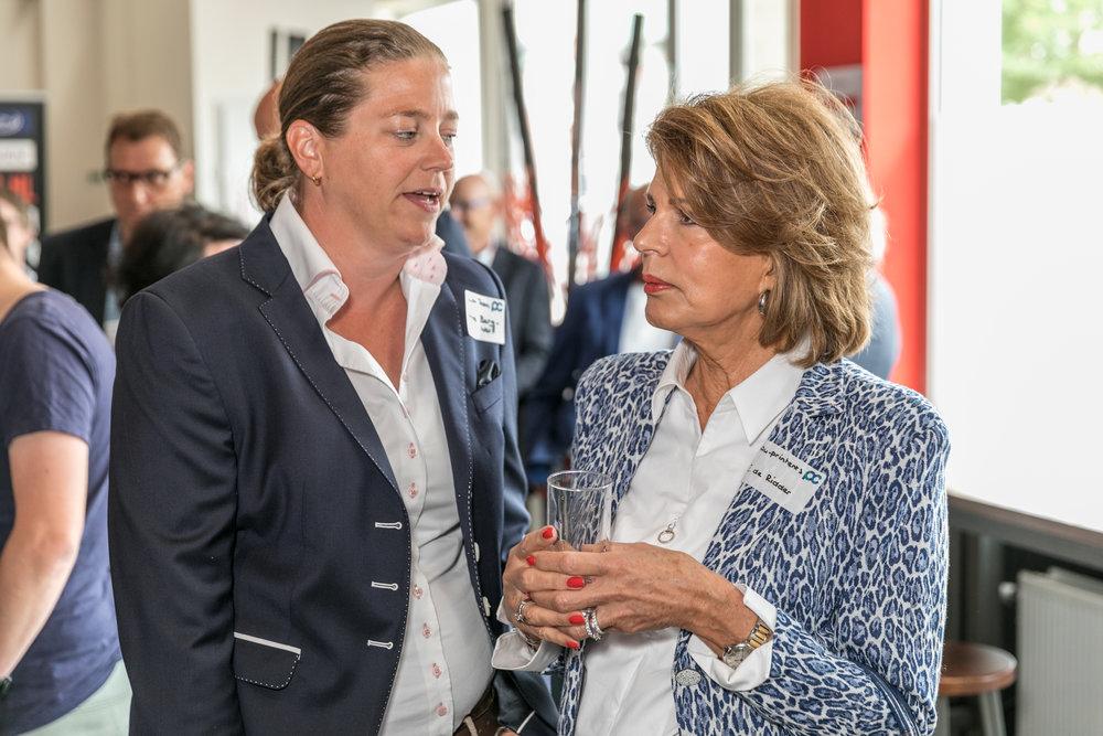 Renée Bergwerf, Ineke de Ridder