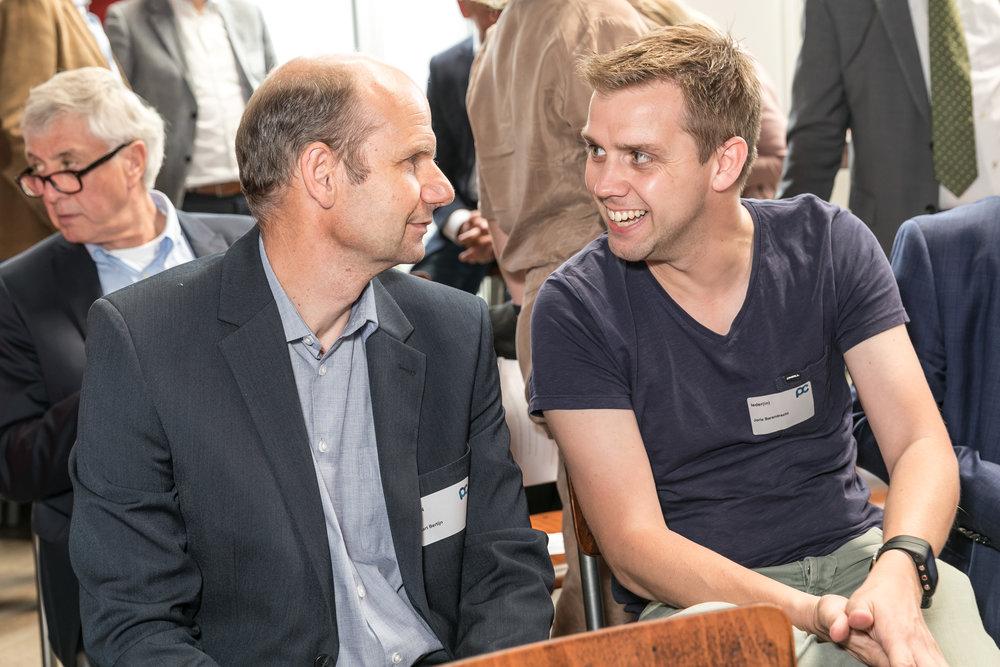 Aart Bertijn, Joris Barendrecht