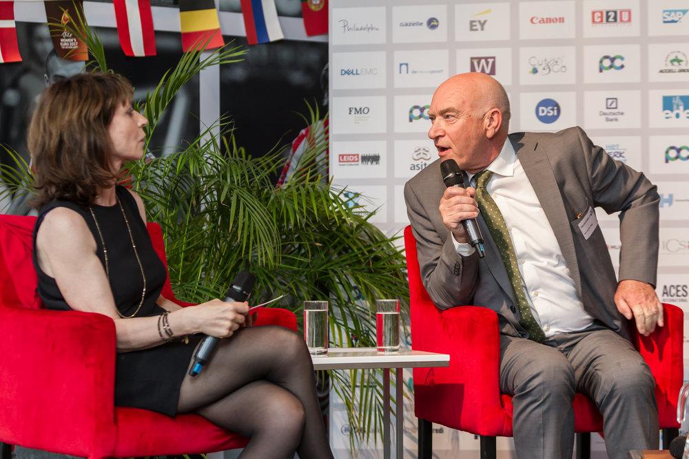 Lineke Rijxman, Aart van der Gaag