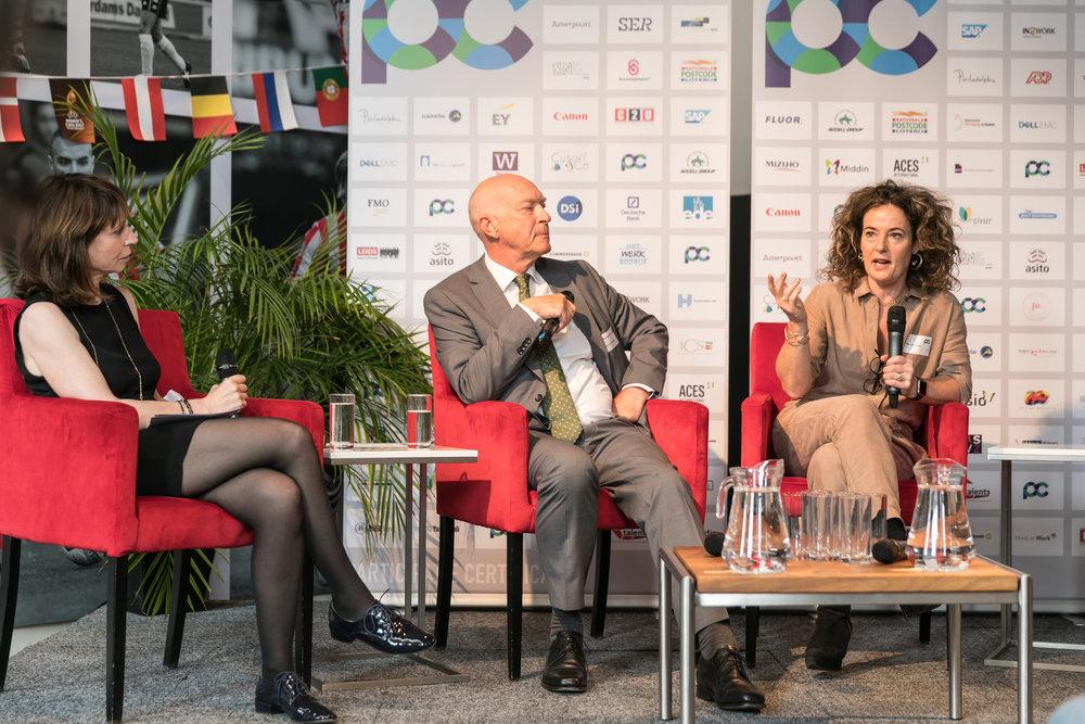 Lineke Rijxman, Aart van der Gaag, Mirjam van Praag