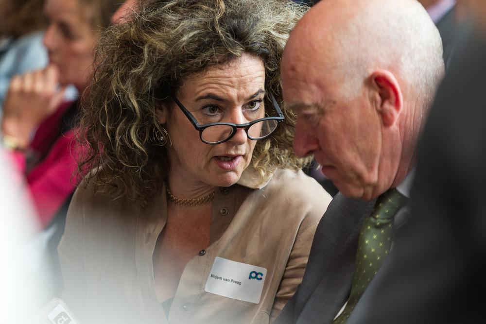 Mirjam van Praag, Aart van der Gaag