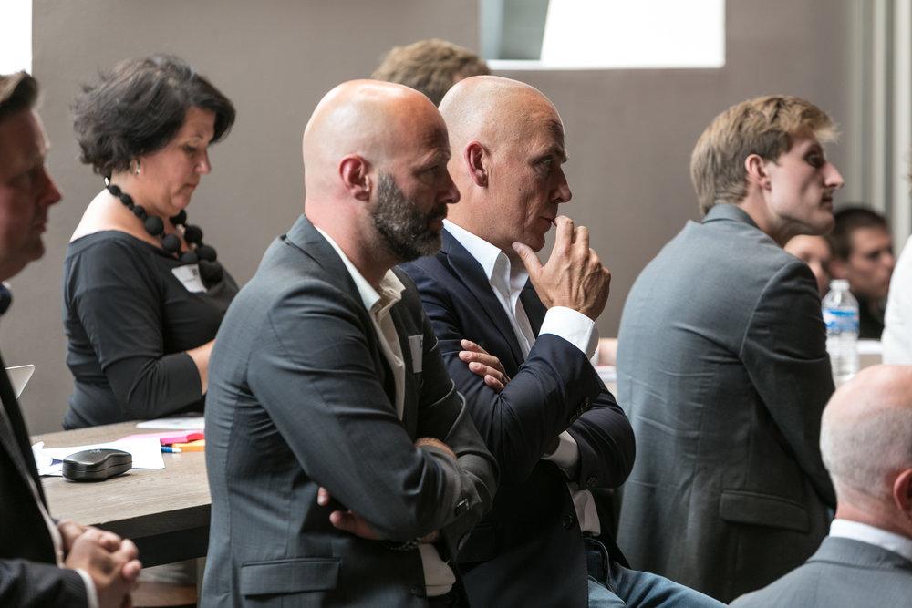 Bianca Rootsaert, Marco Wins, Albert Assen, Rob Ittmann