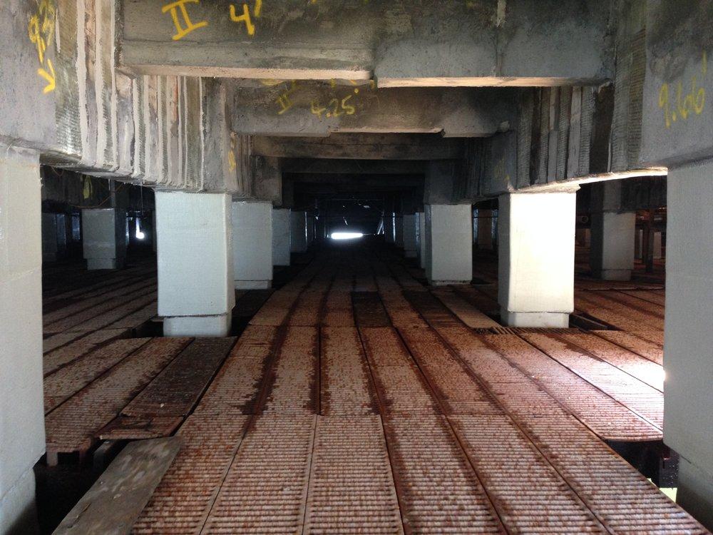 Fiber Reinforced Polymer FRP Substructure repair commercial pier 3 san francisco.JPG