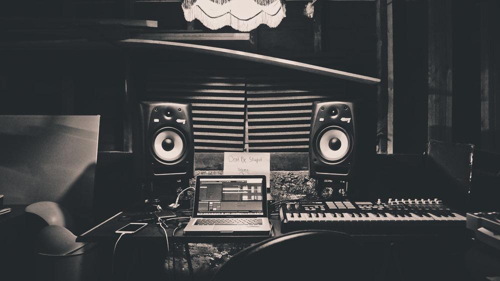 Iain Howie Studio 1