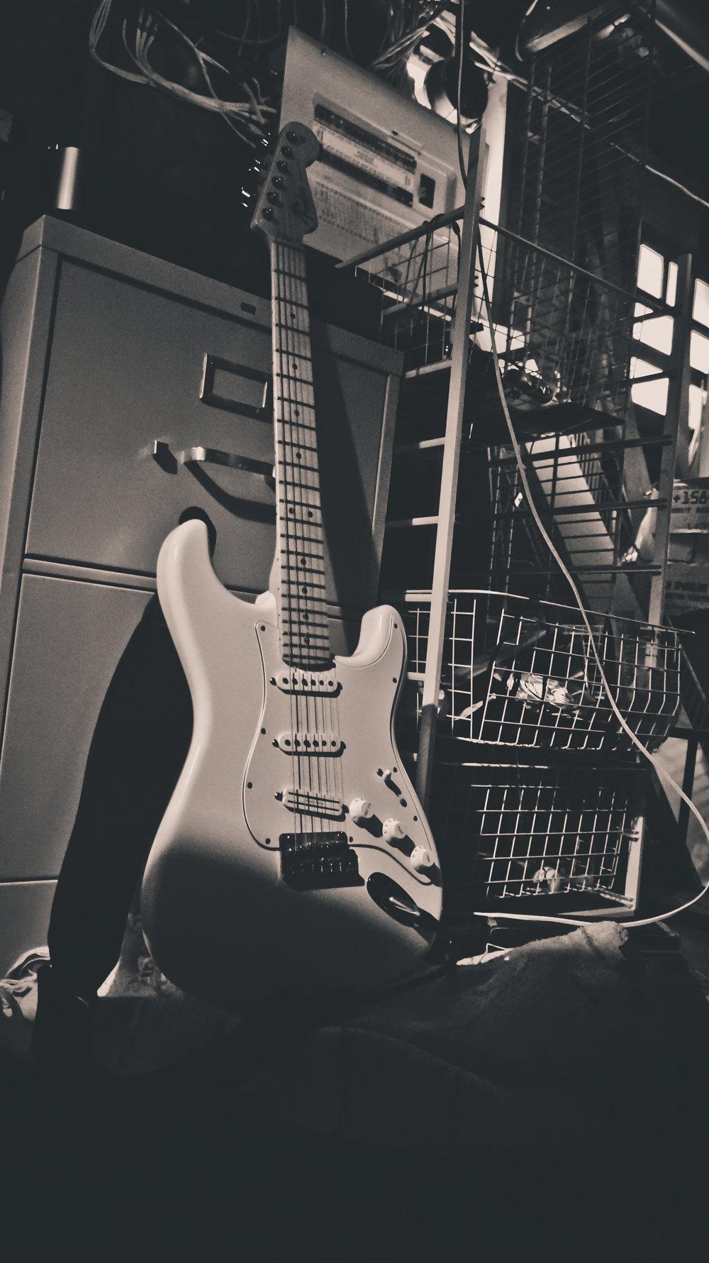 Iain Howie guitar
