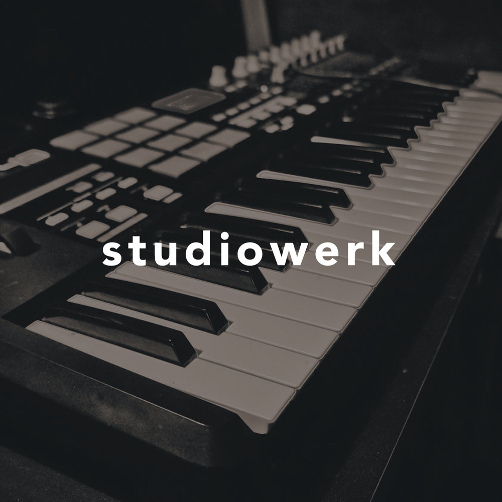 Groundwerk Studiowerk Photo Series
