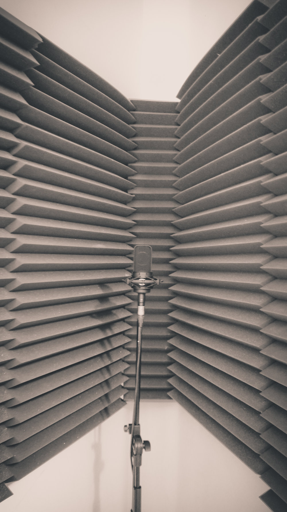IMUR Vocal Booth