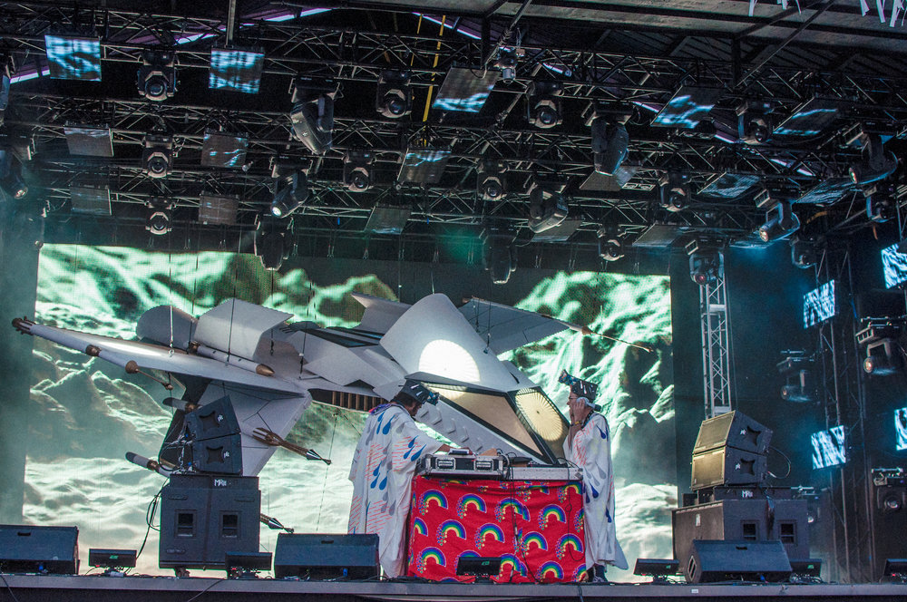 Bass Coast Main Stage