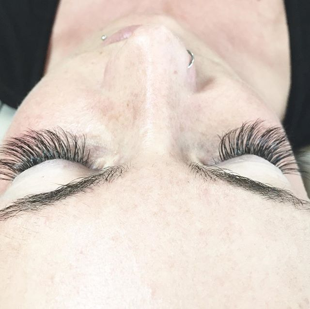 Life is short, your lashes shouldn't be! // Visit us at #Wink and we can fix that! #winkwpg #winnipegstudio #winnipegsalon  #lashextensions #lashes #luxlashes #lashlove