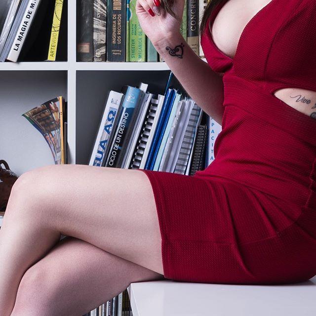 #reddress #sexy #sexygirsl #suicidegirls