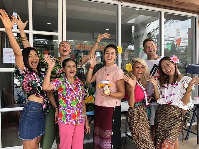 Happy Songkran 2019 part 1 =)))