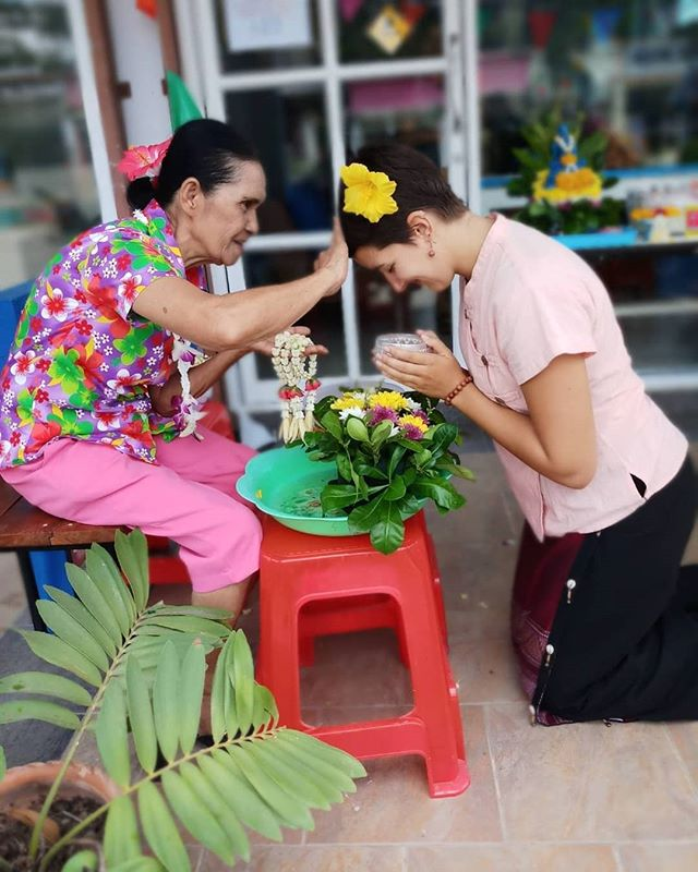 Happy Songkran 2019 part 2 =))