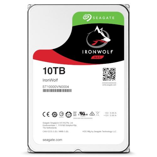 IronWolf 10TB