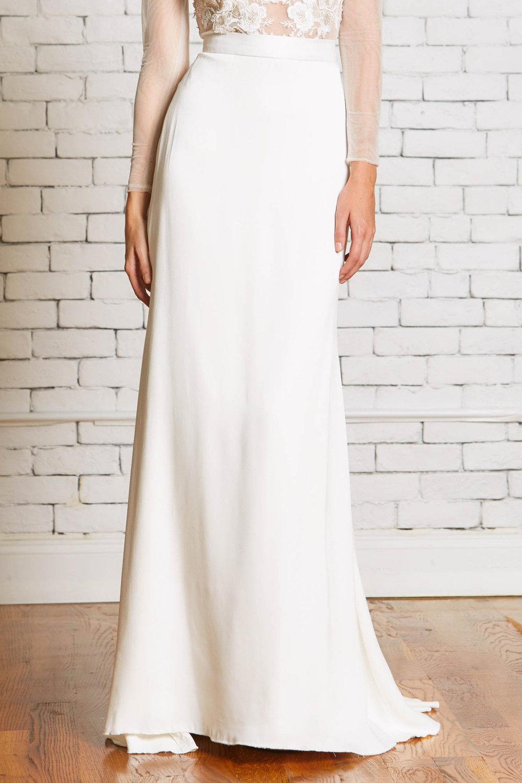 Rebecca_Schoneveld_Alma Skirt_Front_Bridal_Seperates_Sexy_Modern_wedding_Dress.jpg