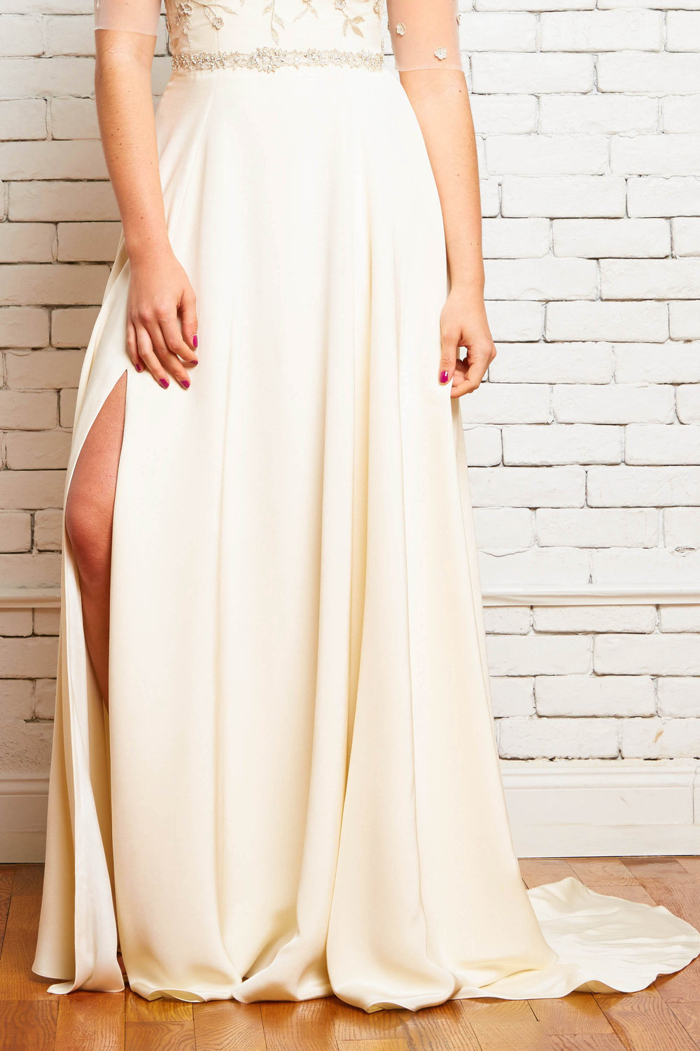 5C Brynn Front Skirt-Rebecca Schoneveld-Slit_Wedding_ Separates_Skirt_A-line_Modern_Flowy.jpg