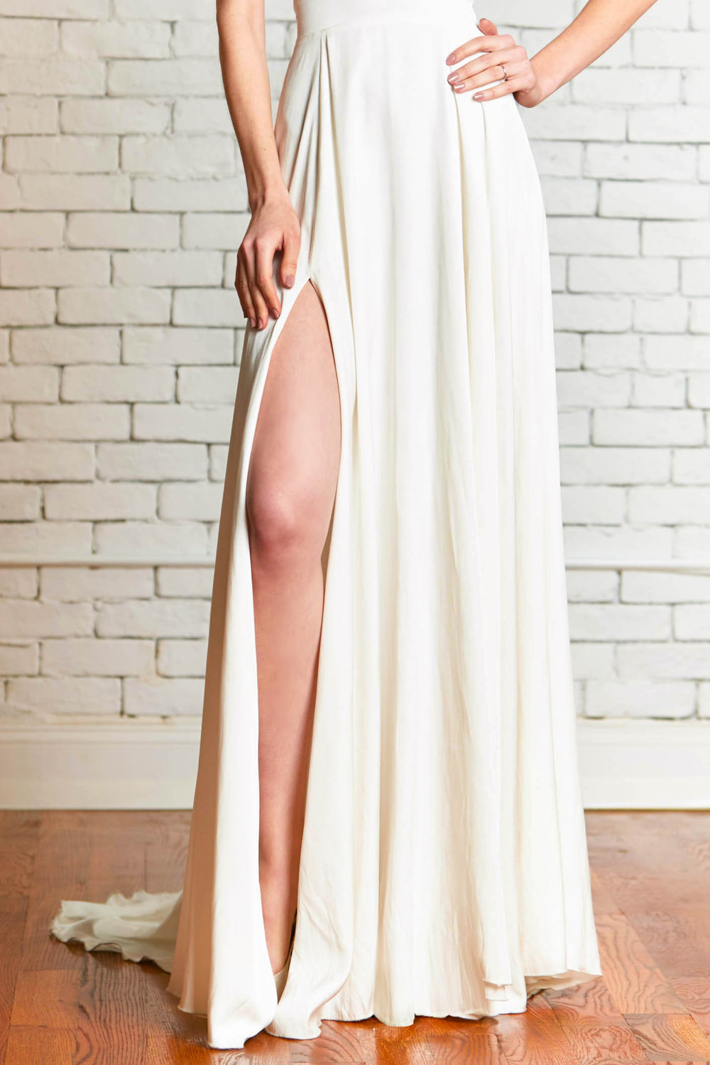 Lincoln_front_A-line_Skirt_with_Slit_Modern_Wedding_Separates.jpg