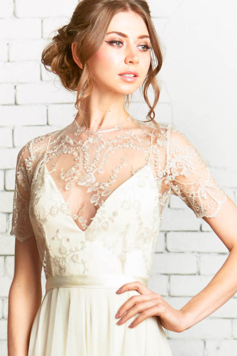 CheyanneTop-1-Front_Bridal_Lace_Separates_Unique_Short_Sleeves.jpg